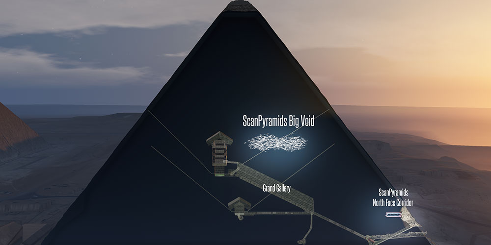 ScanPyramids Big Void