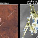 Lac subteran pe Marte?