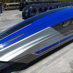 China vrea un tren ultra-rapid (video)