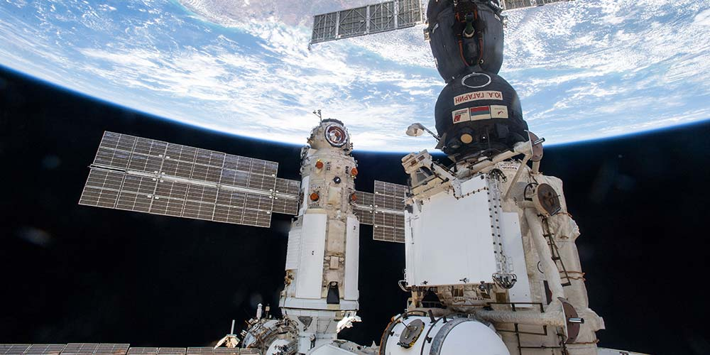 Nauka & Soyuz MS-18